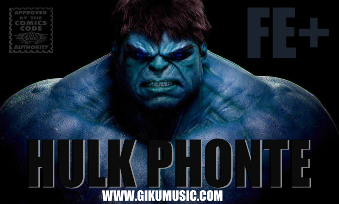 Hulk smurf by jonnyx4 Hulk Phonte by GiKu