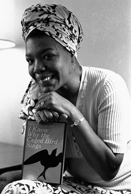Happy Birthday Dr. MAYA ANGELOU, Rest In Power SISTA!