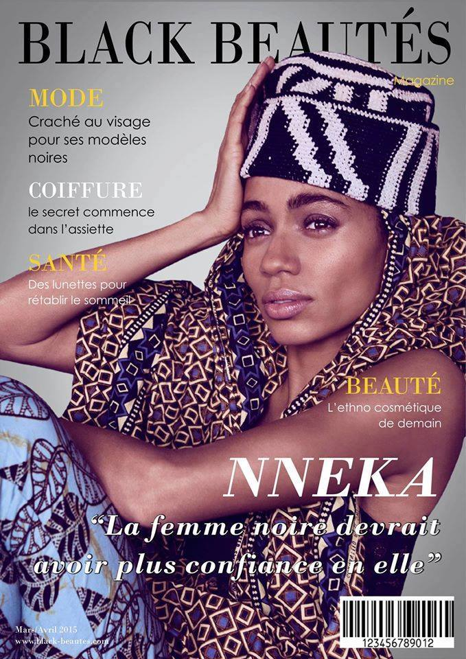 Nneka Africa Black Beauty