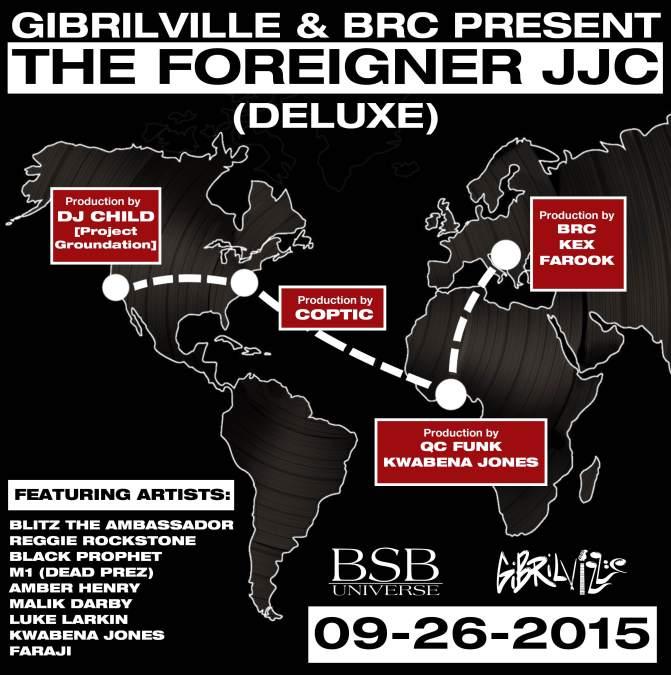 """August REMIX CONTEST: Gibril & BRC """"What You See"""" ft. M1 (DEAD PREZ)"""