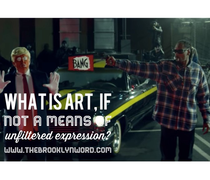 What is ART… if Not a Means of Unfiltered Self Expression?
