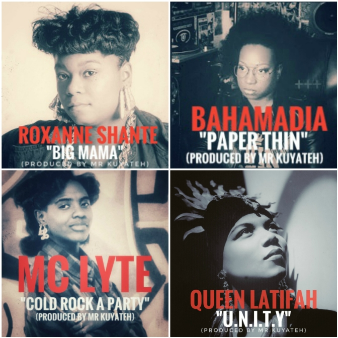 Queens of Hip Hop Remixed Vol.1