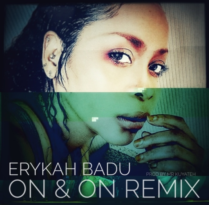 "Erykah Badu ""On & On"" Remix"